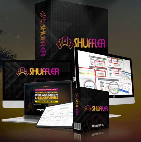 Bryan Winters Shuffler review Impressive  Price $17
