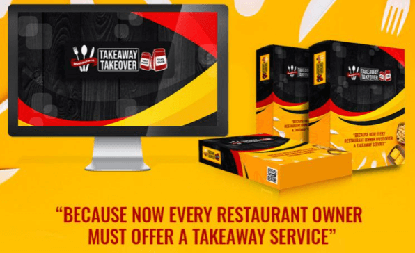 Tony Earp Takeaway Takeover review   Discount Price $27