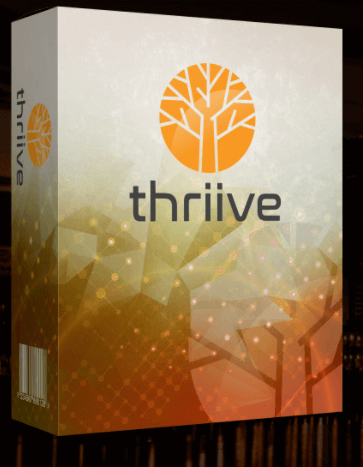 Thriive review   Price $27