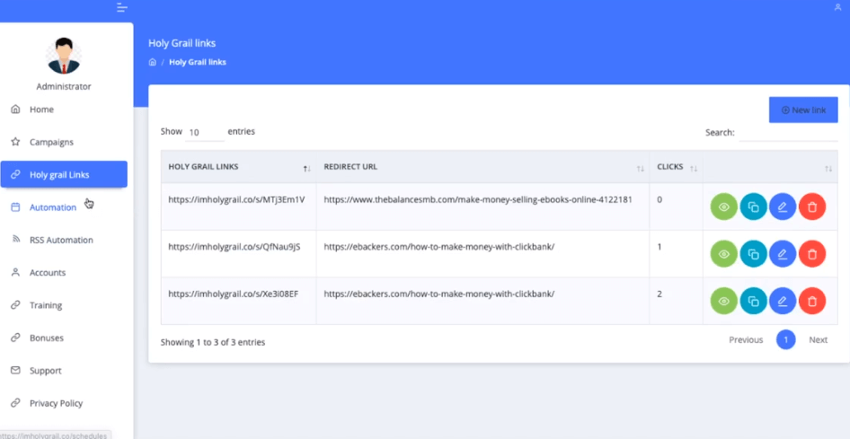 Kenny Tan IM Holygrail review Quality and bonus $1065 Price $13 - $17